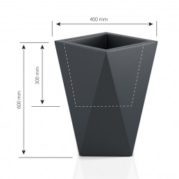 vaso wymiary