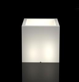 donica podświetlana pixel